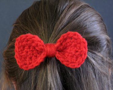 crochet-bow-barrette-2