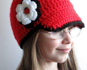 crochet-ladybug-newsboy-cap-1