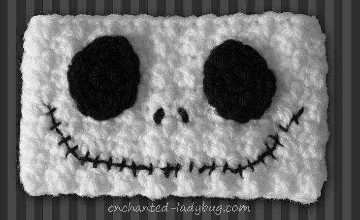 Jack Skellington Amigurumi - Free Crochet Pattern / crochet ideas ... | 447x731
