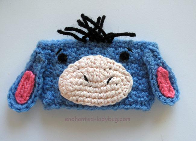 Eeyore Amigurumi Pattern (Crochet For Children)   Knitting ...   467x650