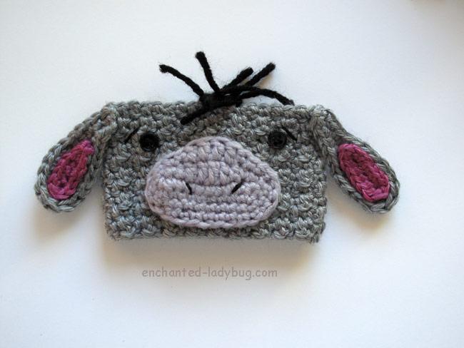 Piglet (Winnie the Pooh) Amigurumi Pattern ⋆ Crochet Kingdom | 488x650