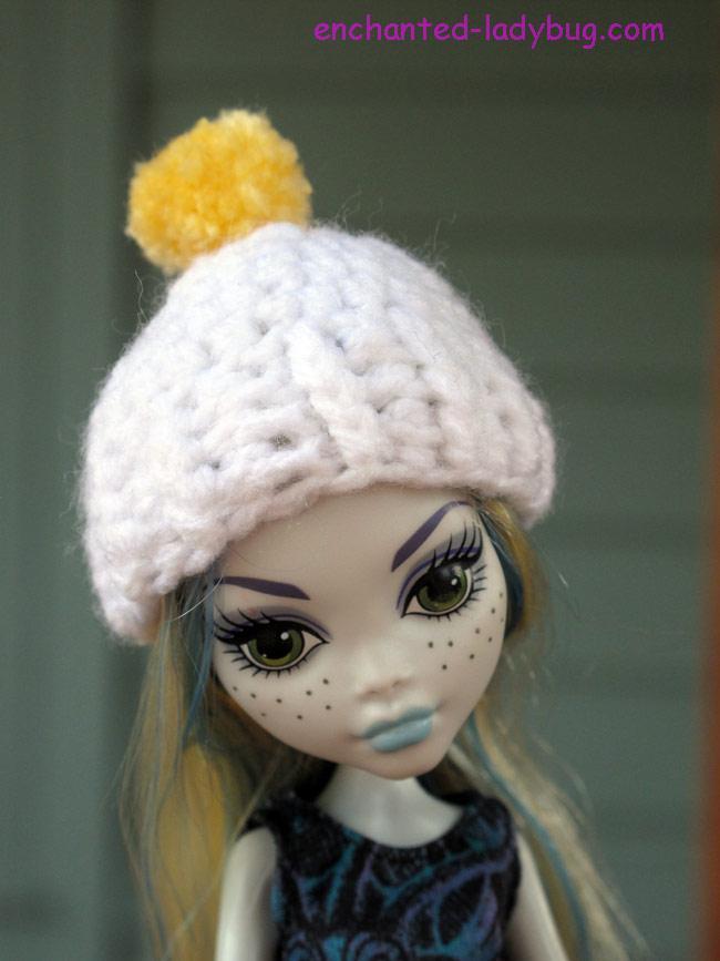Crochet Pattern: Doll Sun Hat (Crochet Spot) | Crochet sun hat ... | 867x650