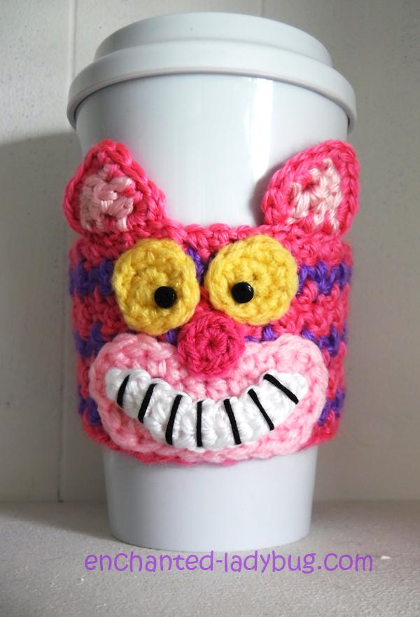 Cheshire Cat Amigurumi Crochet Pattern | 881x600